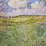 Plain of Auvers, Vincent van Gogh