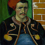 Édouard Manet - The Zouave