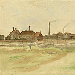 Coalmine in the Borinage, Vincent van Gogh