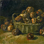 Basket of Apples, Vincent van Gogh