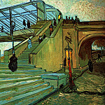 The Trinquetaille Bridge, Vincent van Gogh