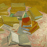 French Novels, Vincent van Gogh