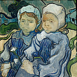 Vincent van Gogh - Two Children