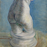 Plaster torso of a Woman, Vincent van Gogh