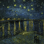 Jean-Léon Gérôme - Starry Night