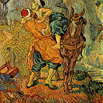 The Good Samaritan , Vincent van Gogh