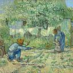 First Steps , Vincent van Gogh