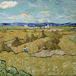 The Cornshocks [After], Vincent van Gogh