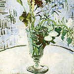 Vincent van Gogh - Flowers in a Vase