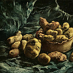 Still-life with potatoes, Vincent van Gogh
