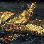 Still Life with Bloaters, Vincent van Gogh