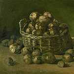 Basket of Potatoes, Vincent van Gogh