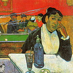 Vincent van Gogh - NIght Cafe in Arles (Madame Ginoux)