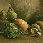 Vincent van Gogh - Still-Life with Vegetables and Fruit