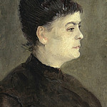 Portrait of Agostina Segatori