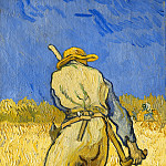 The Reaper , Vincent van Gogh