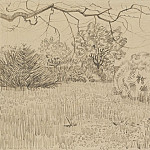 Vincent van Gogh - Park at Arles