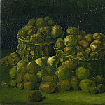 Baskets of Potatoes, Vincent van Gogh