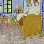 Jean-Léon Gérôme - Vincent s Bedroom in Arles
