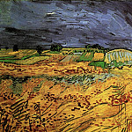 The Fields, Vincent van Gogh