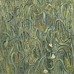 Ears of Wheat, Vincent van Gogh