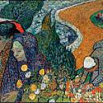 Vincent van Gogh - Memory of the Garden at Etten