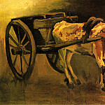 Vincent van Gogh - Cart with Ox