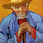 Vincent van Gogh - Portrait of Patience Escalier