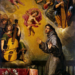 Part 05 Hermitage - Carducci, Vicente - Vision of St. Anthony of Padua