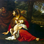 Part 05 Hermitage - Rest of the Holy Family on the Flight into Egypt