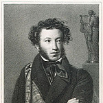 Part 05 Hermitage - Portrait of Alexander Pushkin