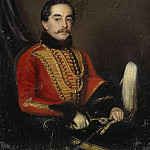 Portrait of Konstantin Manzeya, Part 05 Hermitage