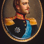 Portrait of Grand Duke Nikolai Nikolaevich, Part 05 Hermitage
