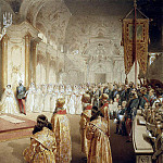 Part 05 Hermitage - Zichy, Mihaly - Wedding of Grand Duke Alexander Alexandrovich and Grand Duchess Maria Feodorovna