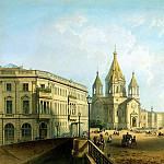 Zhakotte, Louis Julien Bachelier, Charles Klodt – Type Annunciation Square, Part 05 Hermitage