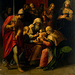 Part 05 Hermitage - Carvajal, Luis de - Circumcision of Christ