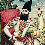 Portrait of Abbas Mirza, Part 05 Hermitage