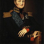 Portrait of Emperor Alexander I , Part 05 Hermitage