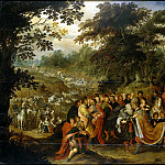Meeting of Esau and Jacob, Part 05 Hermitage