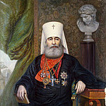 Karelin, Andrei Andreyevich – Portrait of Metropolitan Anthony, Part 05 Hermitage