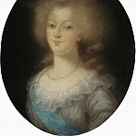 Part 05 Hermitage - Portrait of Marie-Antoinette