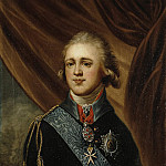 Portrait of Grand Duke Alexander Pavlovich, Part 05 Hermitage