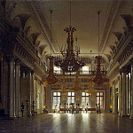 Part 05 Hermitage - Zaryanko, Sergei Konstantinovich - Types of rooms of the Winter Palace. Field Marshals Hall