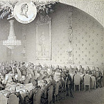 Zichy, Mihaly – Session of the State Council in 1884, Part 05 Hermitage