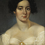 Part 05 Hermitage - Portrait of an Unknown Woman in white dress