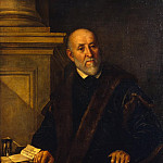 Caliari, Benedetto – Portrait of Tommaso Junta, Part 05 Hermitage