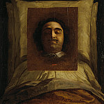 Part 05 Hermitage - Portrait of Peter I on her deathbed