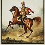 Part 05 Hermitage - Sauerweid, Alexander - The staff officer of the Life Guards Hussar