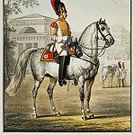 Trumpeter Horse Guards regiment, Alexander Ivanov