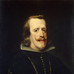Portrait of Philip IV , Part 05 Hermitage